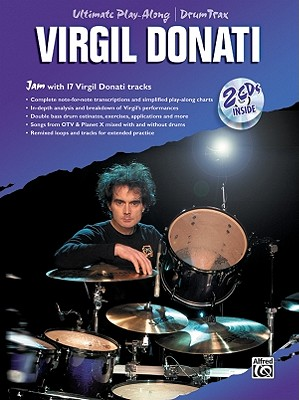 Virgil Donati Drum Trax By Donati, Virgil (COP)